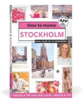 Time to Momo Stockholm (100%) 9789493195585  Mo'Media Time to Momo  Reisgidsen Stockholm