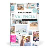 Time to Momo Valencia (100%) 9789493195608  Mo'Media Time to Momo  Reisgidsen Valencia