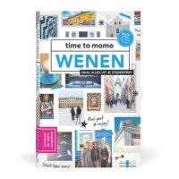 Time to Momo Wenen (100%) 9789493195622  Mo'Media Time to Momo  Reisgidsen Wenen