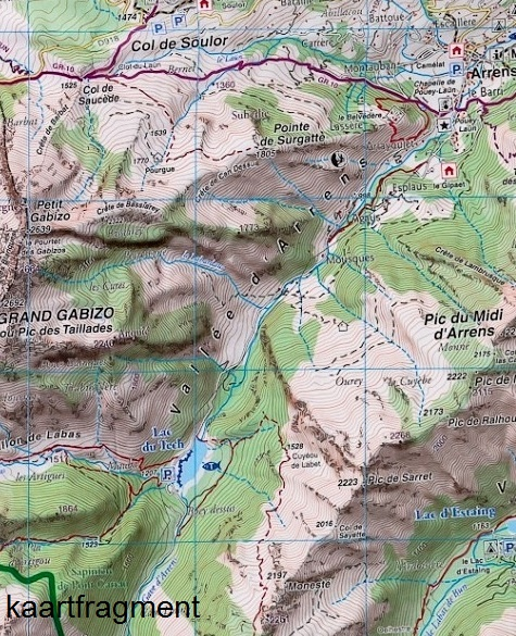 RP-01  Pays Basque Ouest 1:50.000 9782344013380  Rando Editions Randonnées Pyrénéennes  Wandelkaarten Baskenland