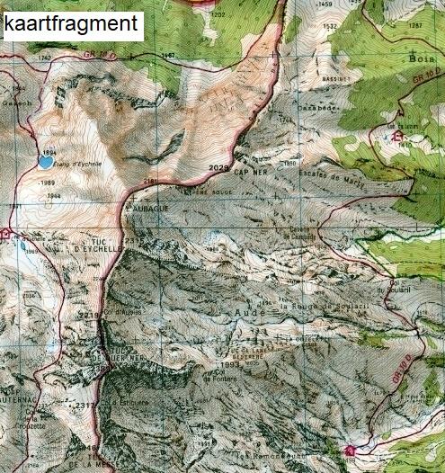 2048OT  Aulus-les-Bains   wandelkaart 1:25.000 9782758542742  IGN IGN 25 Franse Pyreneeën  Wandelkaarten Franse Pyreneeën
