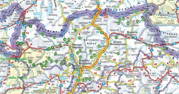 Wandern mit Hund in Südtirol 9783763330850  Bergverlag Rother Rother Wanderbuch  Wandelgidsen Zuid-Tirol, Dolomieten