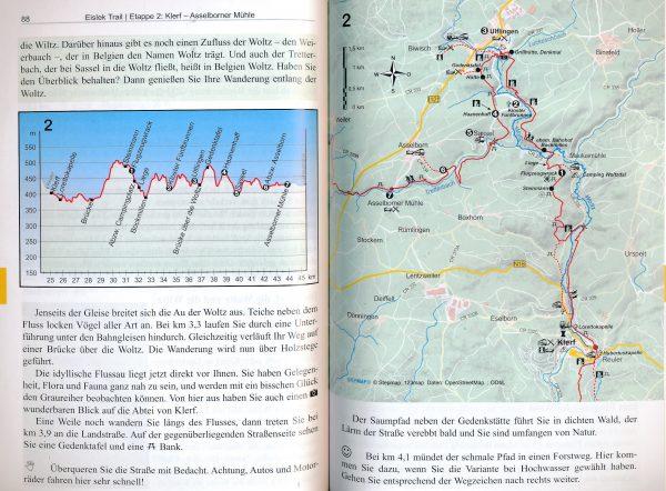 Lee Trail und Eislek Trail | wandelgids (Duitstalig) 9783866865693  Conrad Stein Verlag Outdoor - Der Weg ist das Ziel  Meerdaagse wandelroutes, Wandelgidsen Luxemburg, Wallonië (Ardennen)