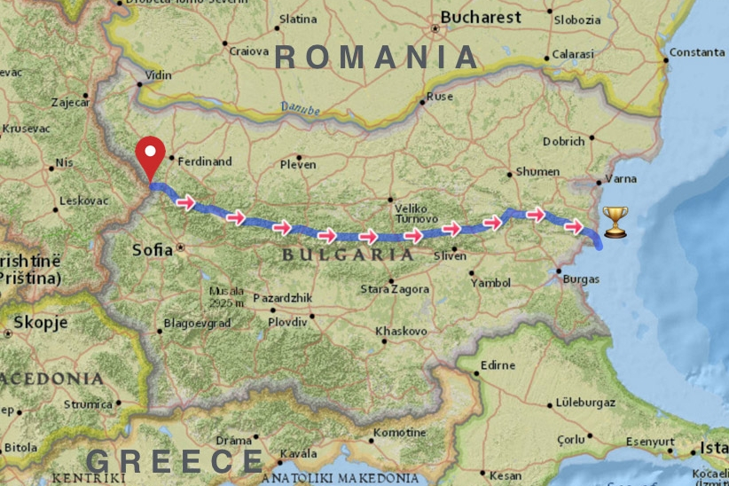 KOM-EMINE 9786199041543 Zhivko Momchev Oilaripi   Meerdaagse wandelroutes, Wandelgidsen Bulgarije