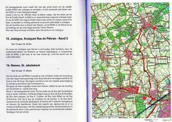Via Monastica | wandelgids Jacobsroute 9789082143645  Vlaams Genootschap Pelgrimspaden Lage Landen  Santiago de Compostela, Wandelgidsen Benelux