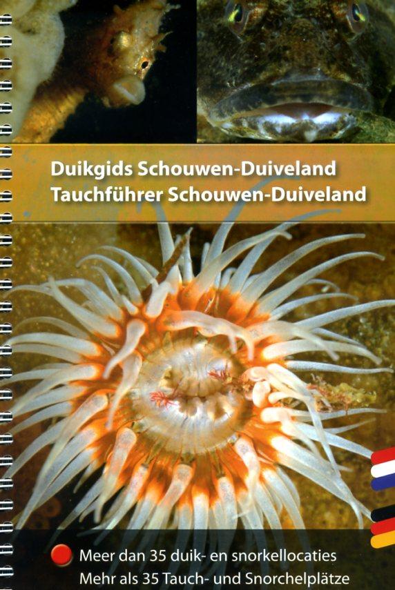 Duikgids Schouwen-Duiveland 10010204 Dolphins Dive Centre, Marloes Otten Caribbean Diveguides   Duik sportgidsen Zeeland