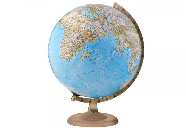 National Geographic Globe, Gold Classic (973350) 8007239973350  National Geographic   Cadeau-artikelen, Globes Wereld als geheel