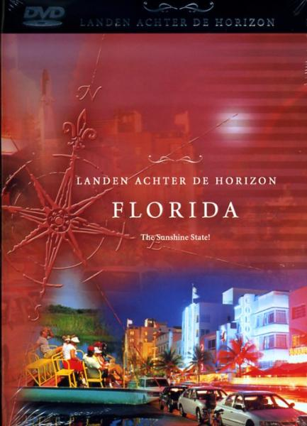 Florida (DVD) 8717545900109  Multistock Landen achter de horizon  Reisgidsen Florida