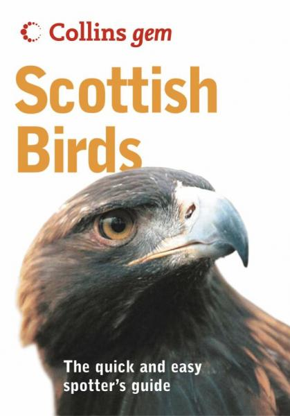 Scottish Birds 9780007207695  Collins Collins Gem  Natuurgidsen, Vogelboeken Schotland