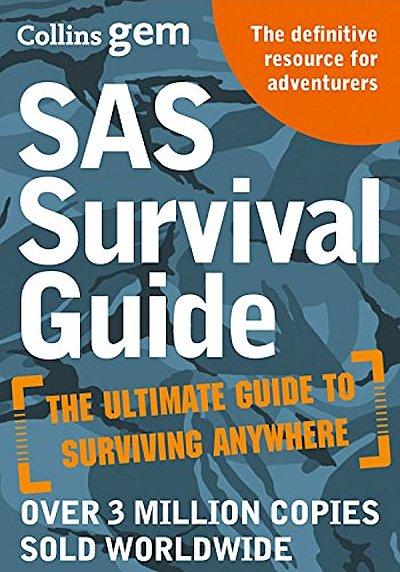 SAS Survival Guide - Mini Format 9780008133788 Wiseman Collins Collins Gem  Wandelgidsen Reisinformatie algemeen