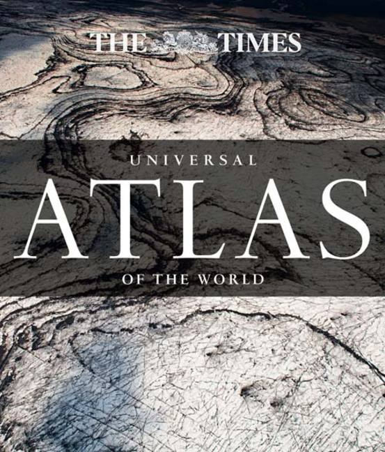 The Times Universal Atlas Of The World 9780008138844  Times   Wegenatlassen Wereld als geheel