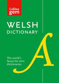 Welsh dictionary 9780008194833  Collins Language gems  Taalgidsen en Woordenboeken Wales