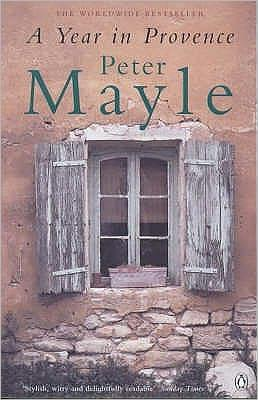 A Year in Provence 9780140296037 Peter Mayle Penguin   Reisverhalen Provence, Marseille, Camargue