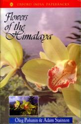 Concise Flowers of the Himalaya 9780195641875 Polunin Oxford University Press   Natuurgidsen, Plantenboeken Himalaya