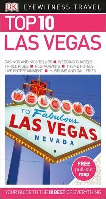 Las Vegas 9780241203460  Dorling Kindersley Eyewitness Top 10  Reisgidsen California, Nevada