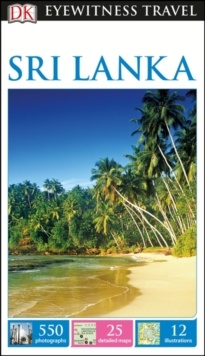 Sri Lanka 9780241209493  Dorling Kindersley Eyewitness Guides  Reisgidsen Sri Lanka