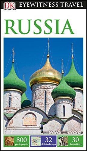 Russia Eyewitness Guide 9780241209707  Dorling Kindersley Eyewitness Guides  Reisgidsen Rusland