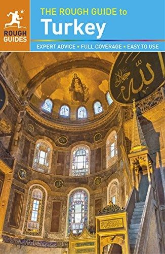 Rough Guide Turkey 9780241242070  Rough Guide Rough Guides  Reisgidsen Turkije