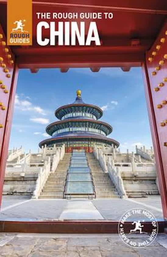 Rough Guide China 9780241274002  Rough Guide Rough Guides  Reisgidsen China (Tibet: zie Himalaya)