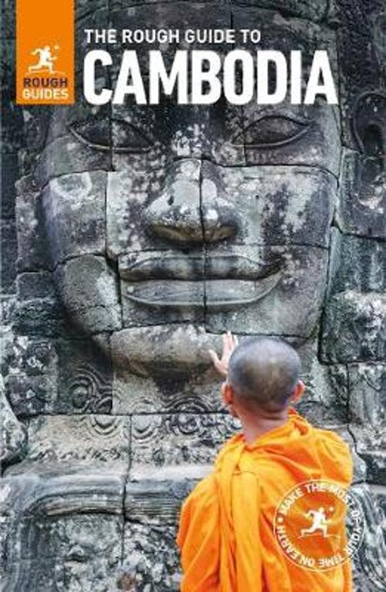Rough Guide Cambodia 9780241279137  Rough Guide Rough Guides  Reisgidsen Cambodja