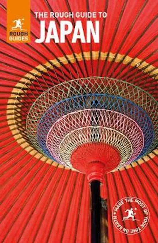 Rough Guide Japan 9780241279151  Rough Guide Rough Guides  Reisgidsen Japan