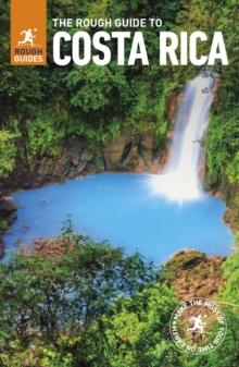 Rough Guide Costa Rica 9780241280652  Rough Guide Rough Guides  Reisgidsen Costa Rica