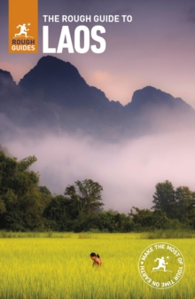 Rough Guide Laos 9780241280713  Rough Guide Rough Guides  Reisgidsen Laos