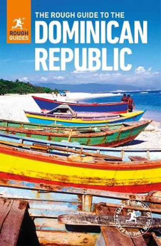 Rough Guide Dominican Republic 9780241280720  Rough Guide Rough Guides  Reisgidsen Overig Caribisch gebied