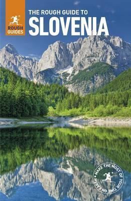 Rough Guide Slovenia 9780241282991  Rough Guide Rough Guides  Reisgidsen Slovenië