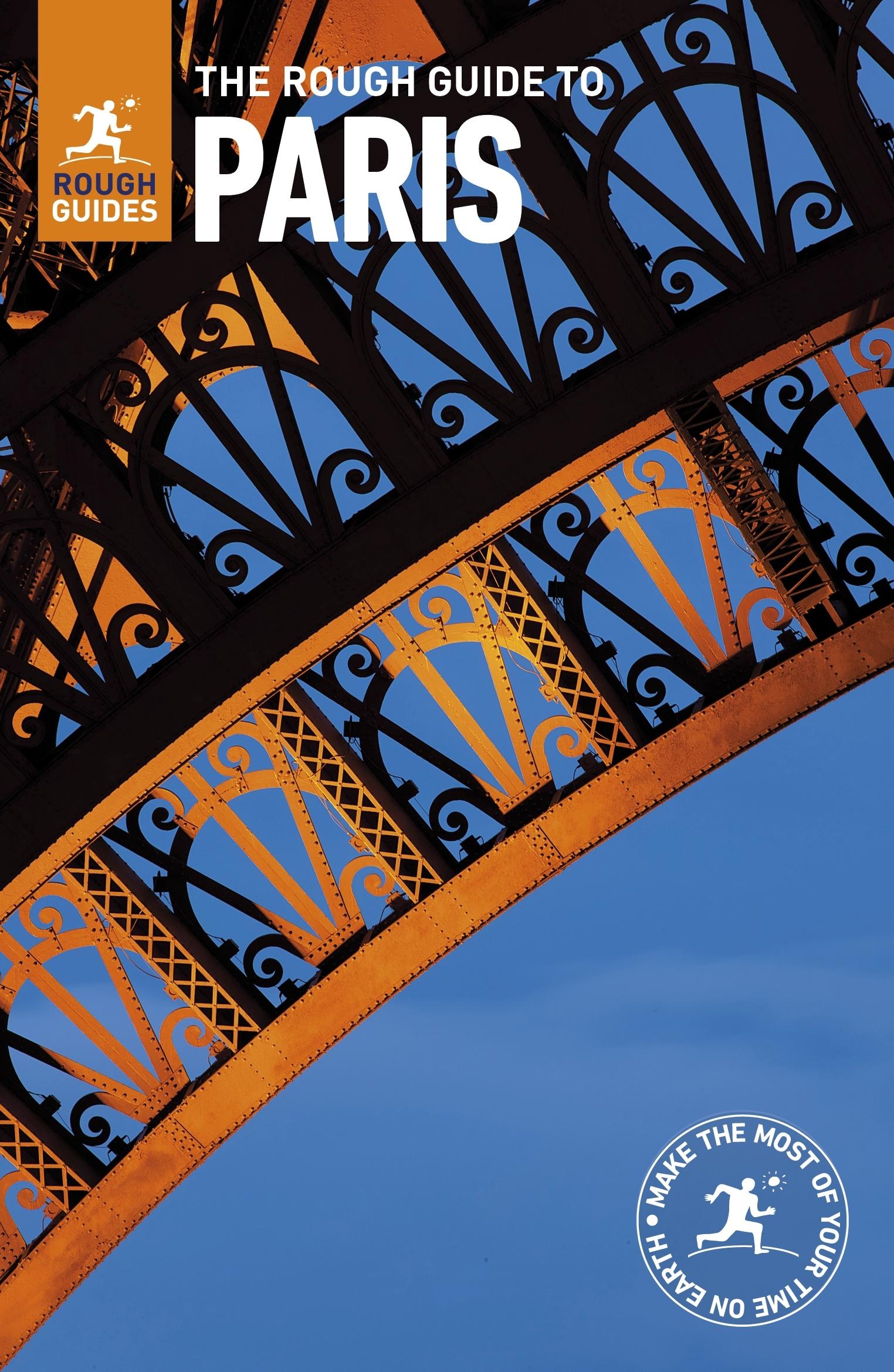 Rough Guide Paris 9780241306079  Rough Guide Rough Guides  Reisgidsen Parijs, Île-de-France