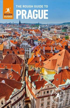 Rough Guide Prague 9780241306222  Rough Guide Rough Guides  Reisgidsen Tsjechië