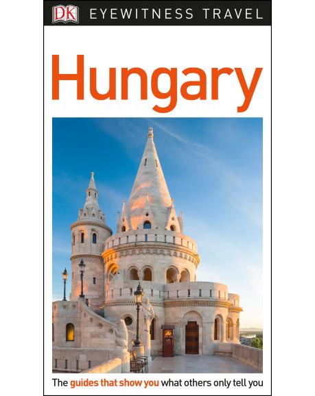 Eyewitness Hungary (Capitool Engels) 9780241306246  Dorling Kindersley Eyewitness Travel Guides  Reisgidsen Hongarije