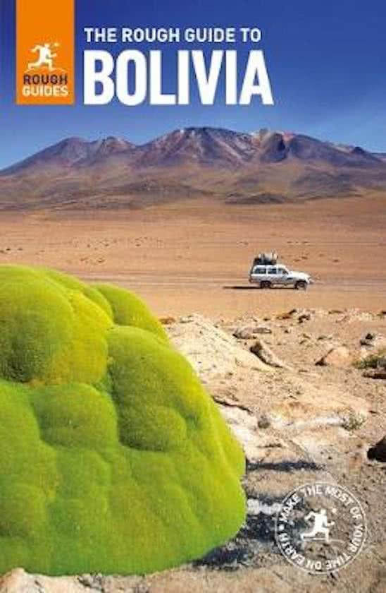 Rough Guide Bolivia 9780241306291  Rough Guide Rough Guides  Reisgidsen Bolivia