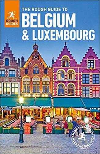 Rough Guide Belgium + Luxemburg 9780241306383  Rough Guide Rough Guides  Reisgidsen België & Luxemburg