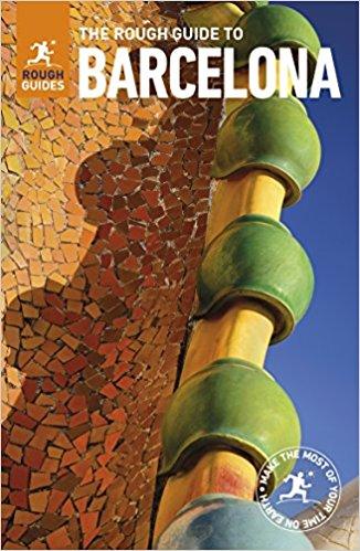 Rough Guide Barcelona 9780241306390  Rough Guide Rough Guides  Reisgidsen Barcelona