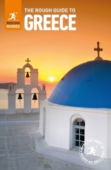 Rough Guide Greece 9780241306420  Rough Guide Rough Guides  Reisgidsen Griekenland