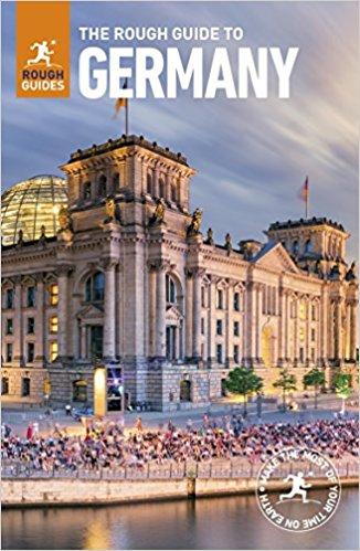 Rough Guide Germany 9780241306437  Rough Guide Rough Guides  Reisgidsen Duitsland