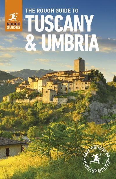 Rough Guide Tuscany & Umbria 9780241306444  Rough Guide Rough Guides  Reisgidsen Toscane, Florence, Umbrië