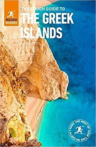 Rough Guide Greek Islands 9780241306468  Rough Guide Rough Guides  Reisgidsen Egeïsche Eilanden