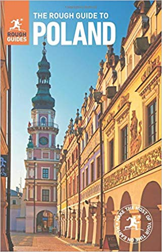 Rough Guide Poland 9780241308714  Rough Guide Rough Guides  Reisgidsen Polen