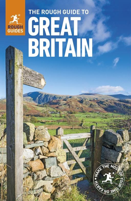 Rough Guide Great Britain 9780241308776  Rough Guide Rough Guides  Reisgidsen Groot-Brittannië