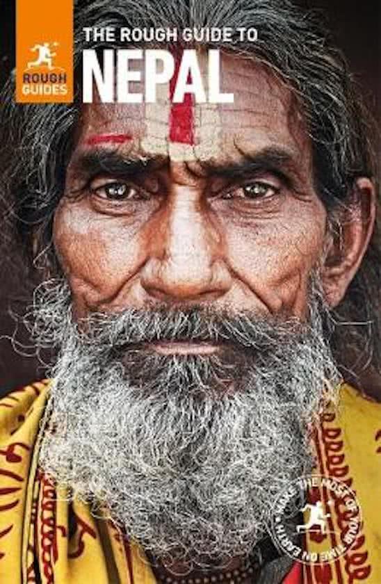 Rough Guide Nepal 9780241308813  Rough Guide Rough Guides  Reisgidsen Nepal