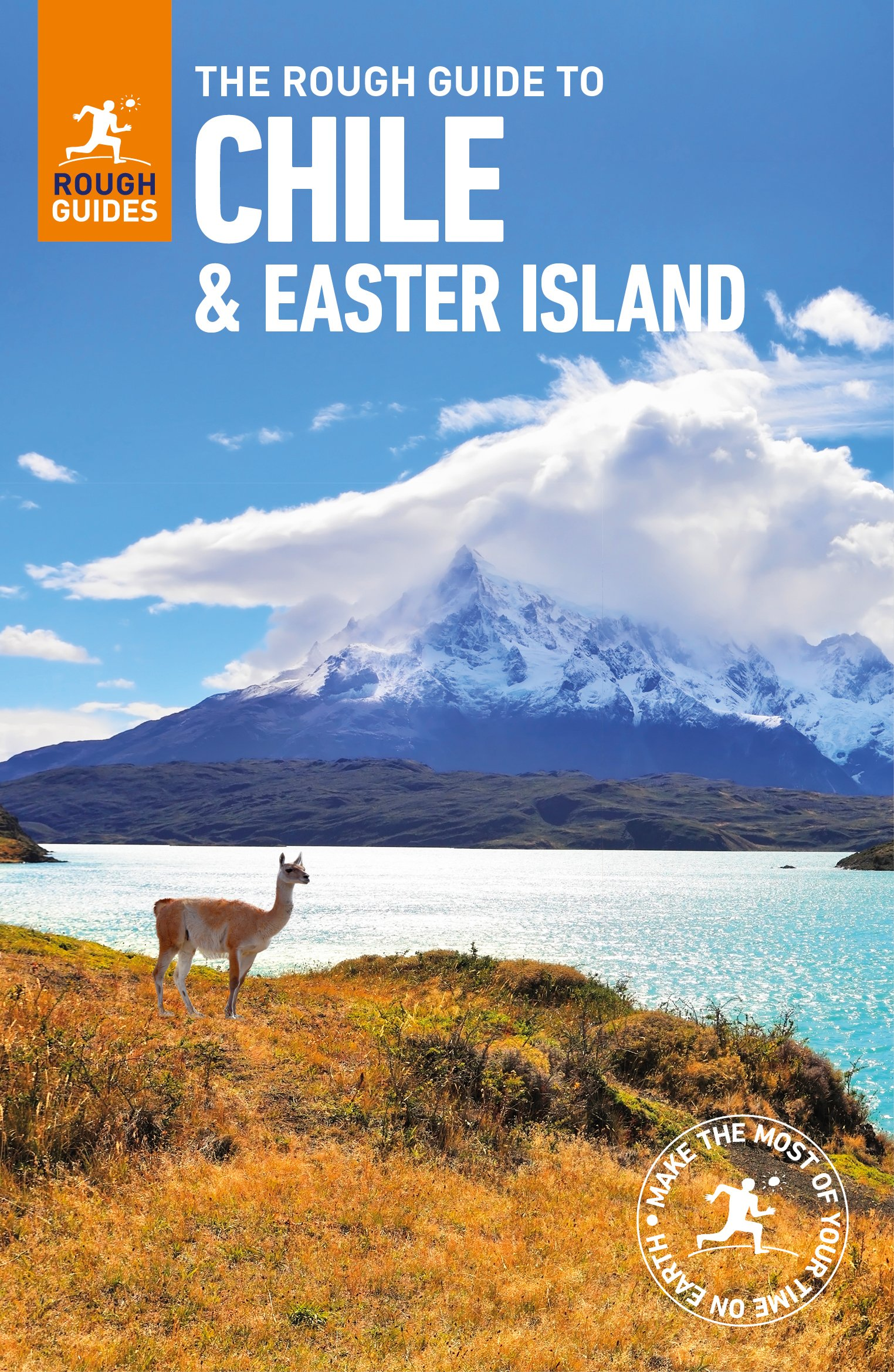 Rough Guide Chile & Easter Island (Chili en Paaseiland) 9780241311653  Rough Guide Rough Guides  Reisgidsen Chili