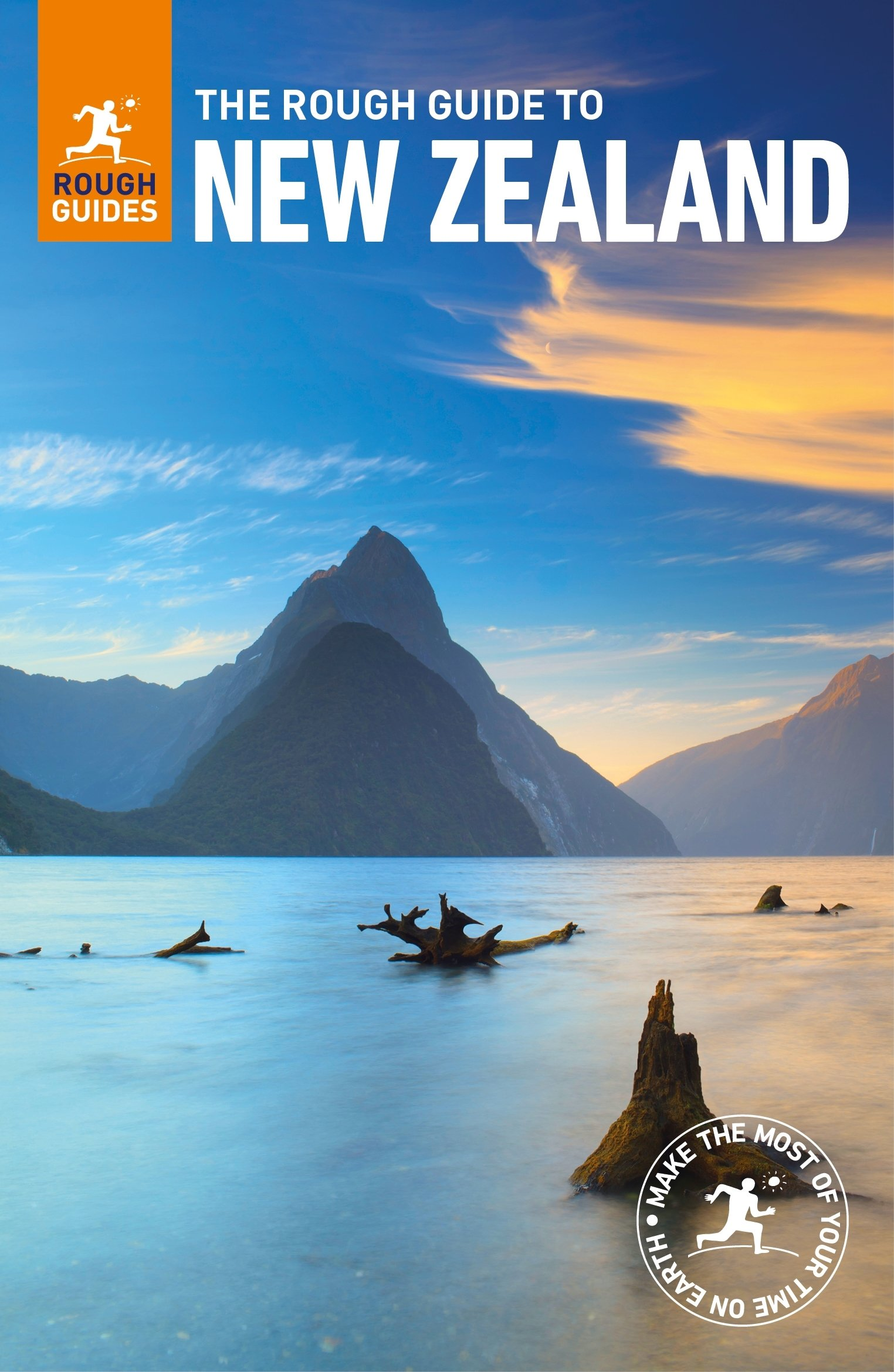 Rough Guide New Zealand 9780241311660  Rough Guide Rough Guides  Reisgidsen Nieuw Zeeland