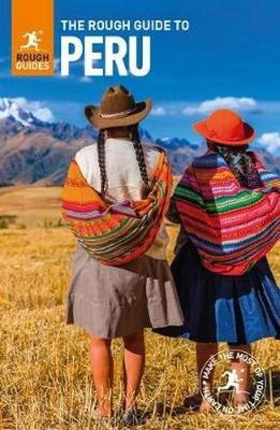 Rough Guide Peru 9780241311714  Rough Guide Rough Guides  Reisgidsen Peru
