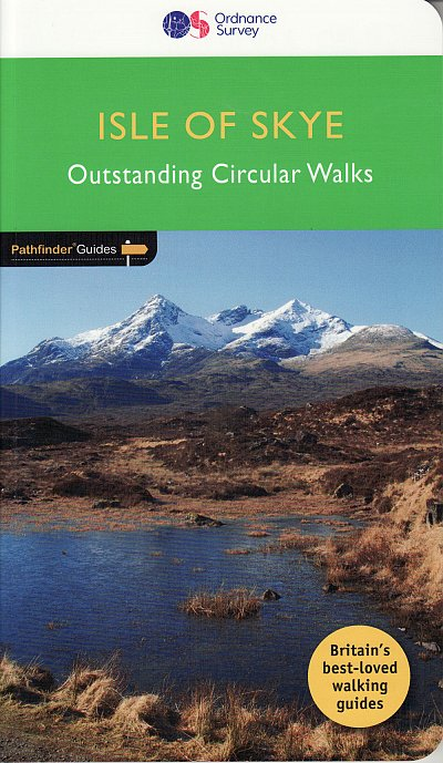 PG-03  Skye & North West Highlands | wandelgids 9780319090022  Crimson Publishing / Ordnance Survey Pathfinder Guides  Wandelgidsen Skye & the Western Isles