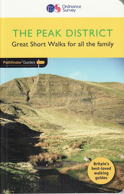 Peak District - short walks 9780319090060  Crimson Publishing / Ordnance Survey Short Walks  Reizen met kinderen, Wandelgidsen Northumberland, Yorkshire Dales & Moors, Peak District, Isle of Man