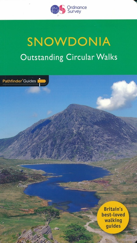 PG-10  Snowdonia | wandelgids 9780319090145  Crimson Publishing / Ordnance Survey Pathfinder Guides  Wandelgidsen Noord-Wales, Anglesey, Snowdonia