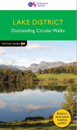 PG-60 Lake District | wandelgids 9780319090169  Crimson Publishing / Ordnance Survey Pathfinder Guides  Wandelgidsen Lake District