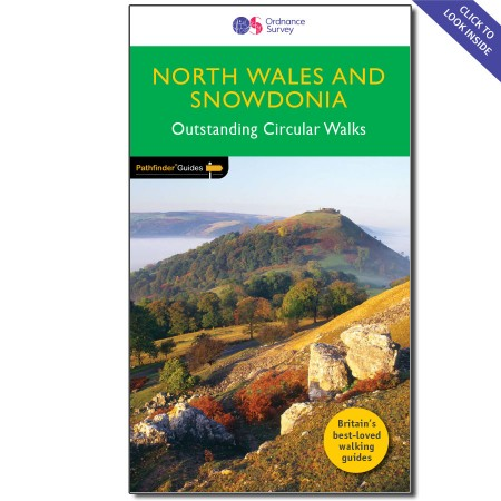 PG-32  North Wales, Snowdonia | wandelgids 9780319090824  Crimson Publishing / Ordnance Survey Pathfinder Guides  Wandelgidsen Noord-Wales, Anglesey, Snowdonia